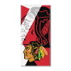 NHL Chicago Blackhawks Colossal Beach Towel