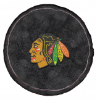 NHL Chicago Blackhawks 3D Hockey Pillow