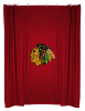 NHL Chicago Blackhawks Shower Curtain