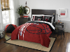 NBA Chicago Bulls Full Comforter and 2 Shams