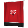 NBA Chicago Bulls Shower Curtain