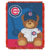 MLB Chicago Cubs Baby Blanket