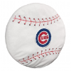 MLB Chicago Cubs 3D Baseball Pillow