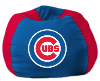 MLB Chicago Cubs Bean Bag Chair