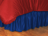 MLB Chicago Cubs Bed Skirt - Sidelines Series