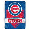 MLB Chicago Cubs 60x80 Super Plush Throw Blanket