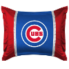 MLB Chicago Cubs Pillow Sham - Sidelines Series