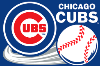 MLB Chicago Cubs 20x30 Tufted Rug