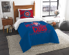 MLB Chicago Cubs Twin Comforter Set