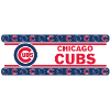MLB Chicago Cubs Wall Paper Border