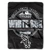 MLB Chicago White Sox 50x60 Micro Raschel Throw