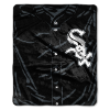 MLB Chicago White Sox 50x60 Raschel Throw