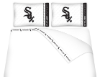 MLB Chicago White Sox Micro Fiber Bed Sheets