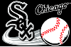 MLB Chicago White Sox 20x30 Tufted Rug