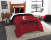 NCAA Cincinnati Bearcats Twin Comforter Set