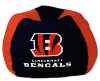 NFL Cincinnati Bengals Bean Bag Chair