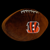NFL Cincinnati Bengals 3D Football Pillow