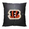NFL Cincinnati Bengals 18x18 Letterman Pillow