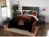 NFL Cincinnati Bengals QUEEN Comforter and 2 Shams
