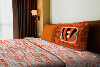 NFL Cincinnati Bengals Twin Sheet Set