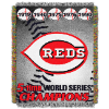 MLB Cincinnati Reds Commemorative 48x60 Tapestry Throw