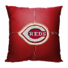 MLB Cincinnati Reds 18x18 Letterman Pillow
