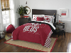 MLB Cincinnati Reds QUEEN Comforter and 2 Shams