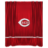 MLB Cincinnati Reds Shower Curtain