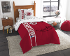MLB Cincinnati Reds TWIN Size Bed In A Bag