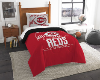 MLB Cincinnati Reds Twin Comforter Set