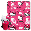 NFL Cleveland Browns Hello Kitty Hugger