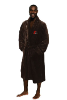 NFL Cleveland Browns Silk Touch Bath Robe (MENS LARGE/XL)