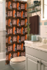 NFL Cleveland Browns Shower Curtain