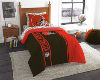 NFL Cleveland Browns TWIN Size Bed In A Bag