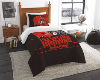 NFL Cleveland Browns Twin Comforter Set