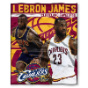 NBA Cleveland Cavaliers Lebron James 50x60 Silk Touch Blanket