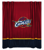 NBA Cleveland Cavaliers Shower Curtain