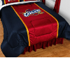 NBA Cleveland Cavaliers Comforter - Sidelines Series