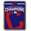 MLB Cleveland Indians 2016 American League Champs Commemorative Tapestry