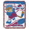 NHL Colorado Avalanche Baby Blanket