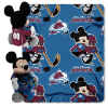 NHL Colorado Avalanche Disney Mickey Mouse Hugger