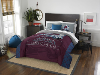 NHL Colorado Avalanche QUEEN Comforter and 2 Shams
