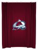 NHL Colorado Avalanche Shower Curtain