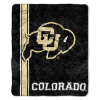 NCAA Colorado Buffaloes Sherpa 50x60 Throw Blanket