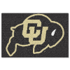 NCAA Colorado Buffaloes 20x30 Tufted Rug