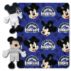 MLB Colorado Rockies Disney Mickey Mouse Hugger