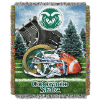 NCAA Colorado State Rams Home Field Advantage 48x60 Tapestry Throw