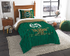 NCAA Colorado State Rams Twin Comforter Set