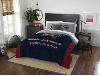 NHL Columbus Blue Jackets QUEEN Comforter and 2 Shams
