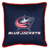 NHL Columbus Blue Jackets Pillow - Sidelines Series